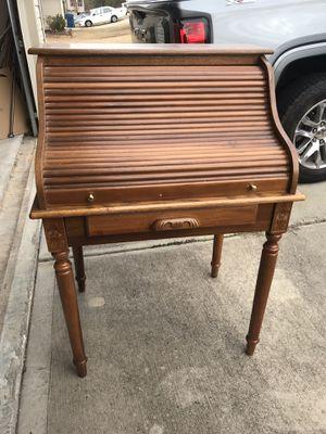 Antique roll top desk for Sale in Bethlehem, GA