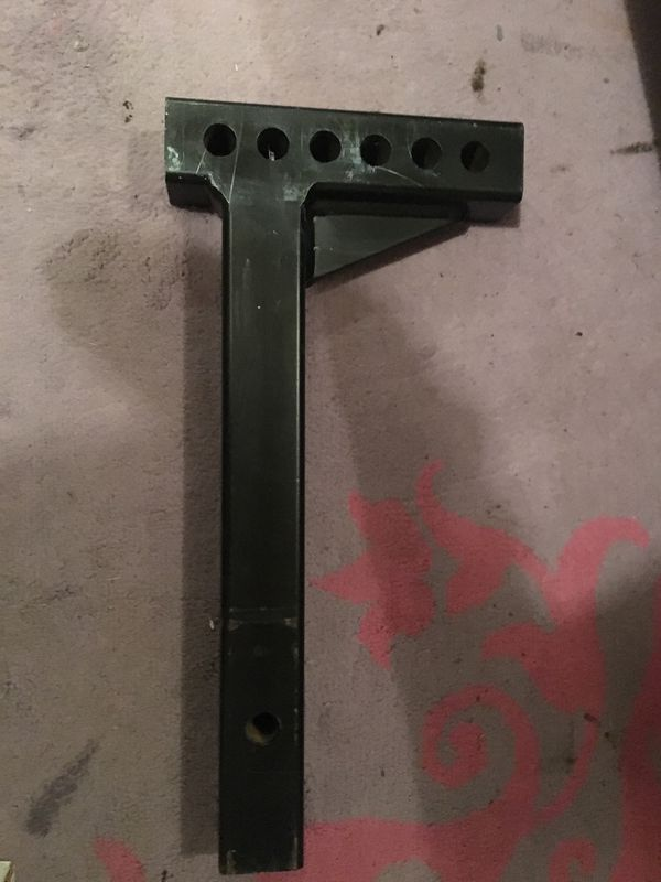 "EZ-Lift 16"" adjustable Hi-Low Shank (9""x16"") 25 lbs"