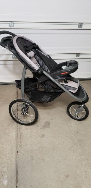Graco®Click Connect™FastAction™ Fold Jogger Stroller for Sale in Lytle Creek, CA