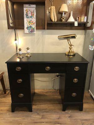 Black Desk / Vanity for Sale in Phoenix, AZ
