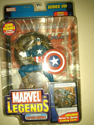 Captain America toy for Sale in Hesperia, CA