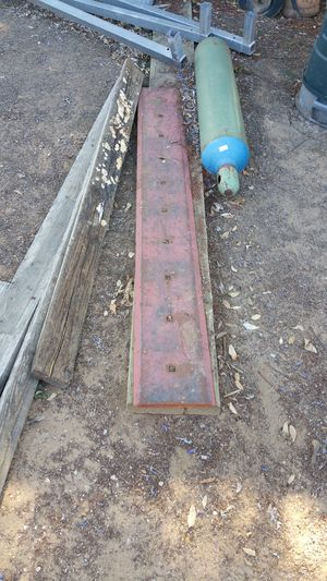 Bolton Cutting edges 580 case Backhoe for Sale in San Dimas, CA