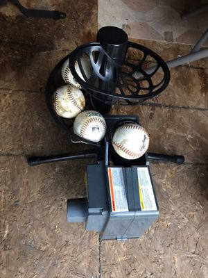 Soft Toss Pitching Machine for Sale in Norfolk, VA