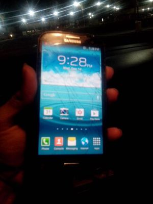 Galaxy s3 unlocked. for Sale in Tempe, AZ