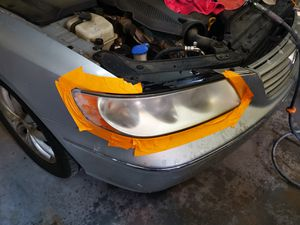 Hyundai HEADLIGHT RESTORATION for Sale in York, PA