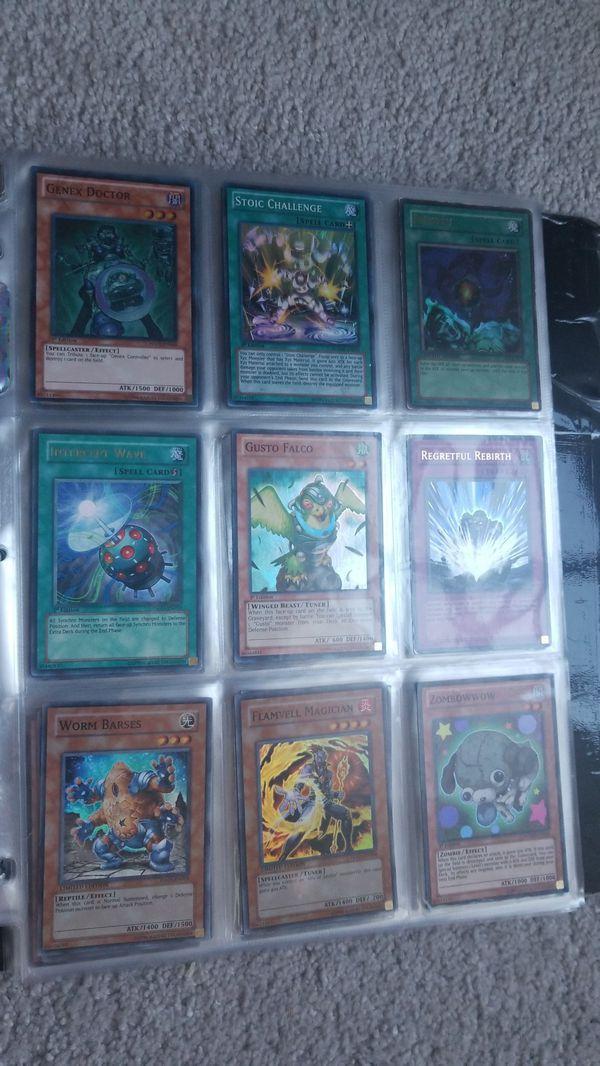Part8 Yu-Gi-Oh binder