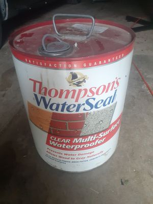 Thompson water seal brand new for Sale in Columbus, OH