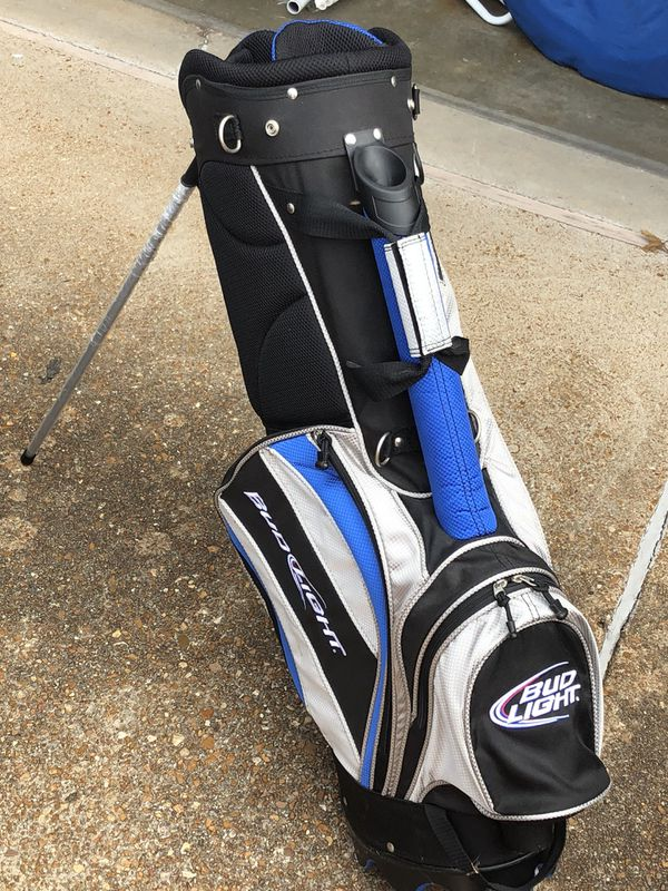 Brand New Bud Light Golf Stand Bag for Sale in St  Louis, MO - OfferUp
