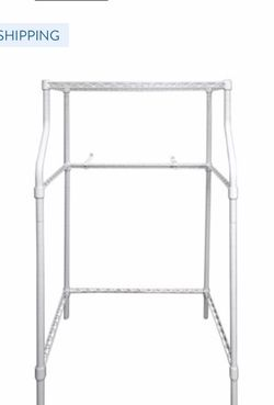 Magic chef Compact Laundry Rack White for Sale in Denver,  CO