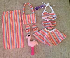 """18"""" Doll Beach Outfit for American Girl for Sale in Moapa, NV"""