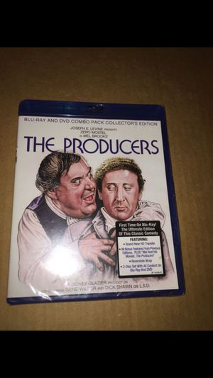 bluray the producers collectors edition blu ray brand new for Sale in Los Angeles, CA