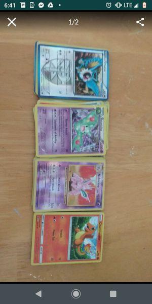 Pokemon cards... 50 cards total for Sale in Tarpon Springs, FL