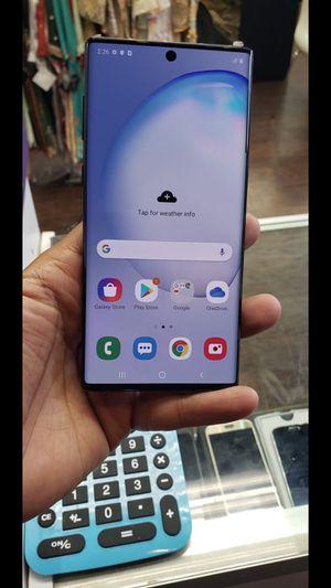 Samsung Galaxy Note 10 128GB Factory Unlocked for Sale in Los Angeles, CA