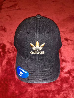 Adidas Acid Washed Black Denim Strapback for Sale in Fairfax, VA