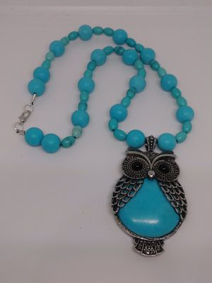 Handmade owl necklace for Sale in Mesa, AZ