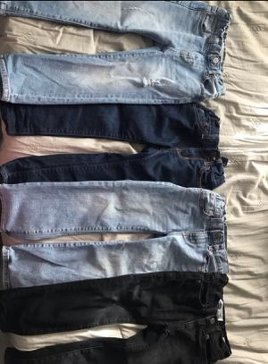 Toddler boy jeans for Sale in Madera, CA