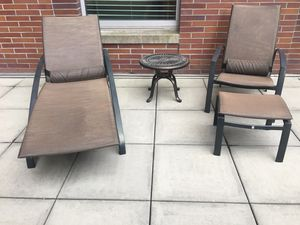 Great outdoor furniture for Sale in Boston, MA
