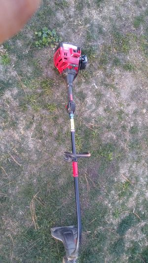 Troy Bilt Weed eater for Sale in Fresno, CA