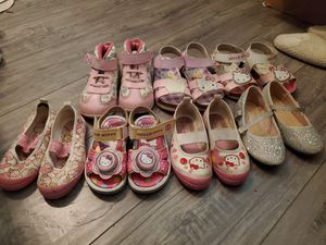 Hello Kitty, Melody girl toddler shoe for Sale in Arcadia, CA