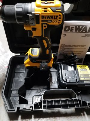 New dewalt 20v XR Brushless hammer drill/driver for Sale in Ashburn, VA