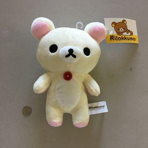 Rilakkuma stuffed animal teddy bear brand new for Sale in San Leandro, CA