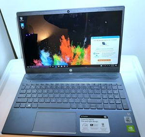 "HP Pavilion 10th GEN i7 16GB RAM 1TB SSD Touchscreen 15"" FHD Laptop PC - MINT for Sale in Seattle, WA"