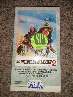 Wilderness family part 2 VHS for Sale in Watford City, ND