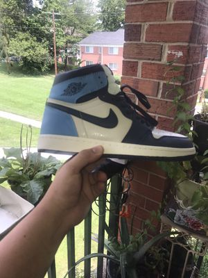 Jordan 1 Obsidian UNC for Sale in Chevy Chase, MD