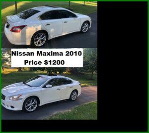 ֆ12OO_2010 Nissan Maxima S for Sale in Tampa, FL