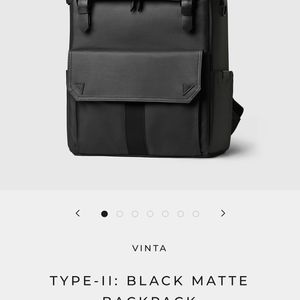 Vinta New York backpack for Sale in Seattle, WA