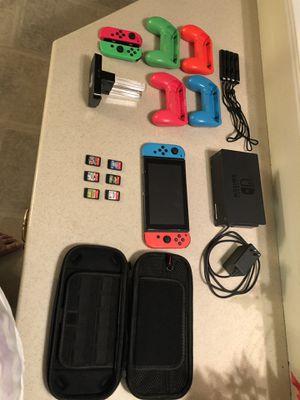 Nintendo Switch bundle for Sale in Santa Clara, CA