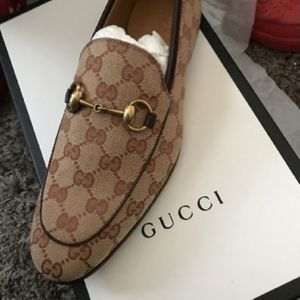 Gucci loafers size 8 men's new for Sale in Lithonia, GA