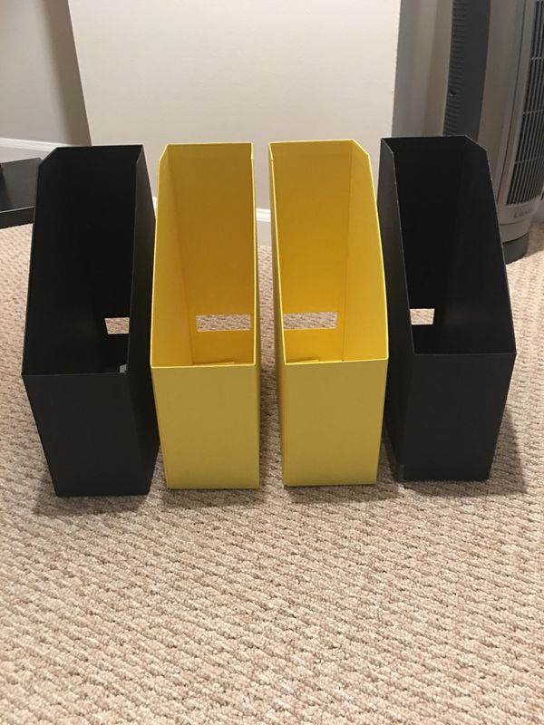 Magazine and File Holders