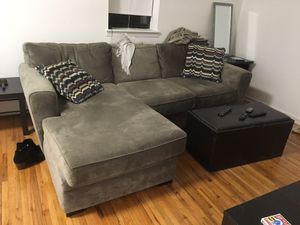 Gently Used Couch for Sale in Jersey City, NJ
