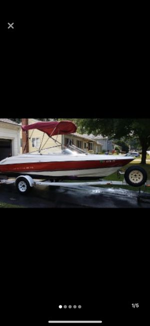 1997 Bayliner Capri SE 185 ski boat for Sale in Stratford, CT
