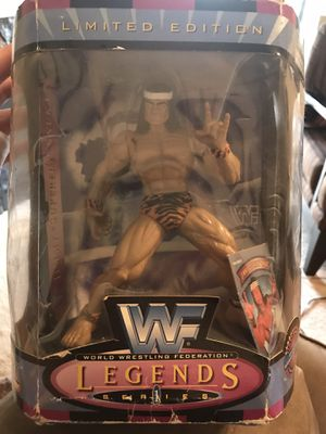 WWE limited edition action figure from 1997! for Sale in Jeannette, PA
