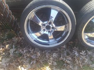 Chrome wheels(Rims) for Sale in FAIRMOUNT HGT, MD