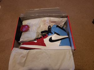 Jordan 1 Fearless Chicago/UNC Size 13 for Sale in Tacoma, WA