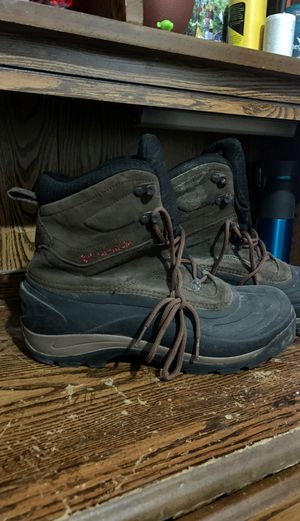 Columbia hunting/work boots men's size 11 for Sale in Portland, OR