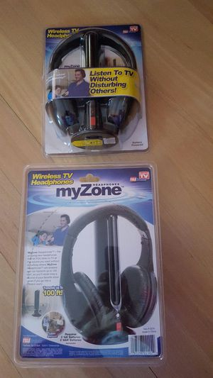 My zone wireless headphones for Sale in Romeoville, IL
