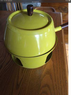Vintage fondue pot for Sale in NORTH BERWICK, ME