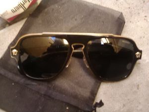 Versace Men's Sunglasses gently used ONLY $75 for Sale in San Jose, CA