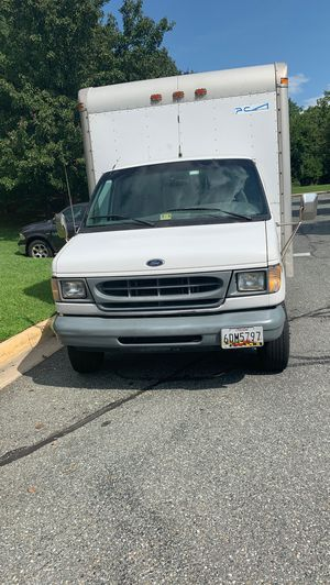 Ford Econo 350 1999 for Sale in NO POTOMAC, MD