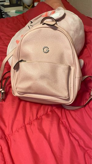 GUESS pink mini backpack for Sale in Sugar Land, TX