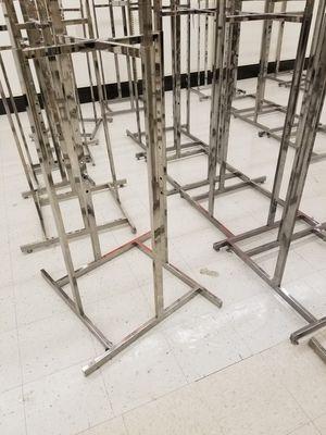 4 way garments rack for Sale in Alexandria, VA