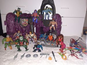 1982 HE MAN MASTERS OF THE UNIVERSE for Sale in Sun City, AZ