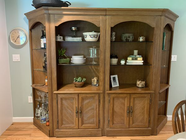 Dining room/entertainment unit, great condition
