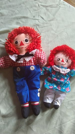 Raggedy Ann and Andy for Sale in DeLand, FL