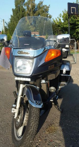 1993 Yamaha Ventura Royale Motorcycle for Sale in Gervais, OR
