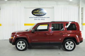2016 Jeep Patriot FWD High Altitude Edition RED for Sale in Cleveland, OH